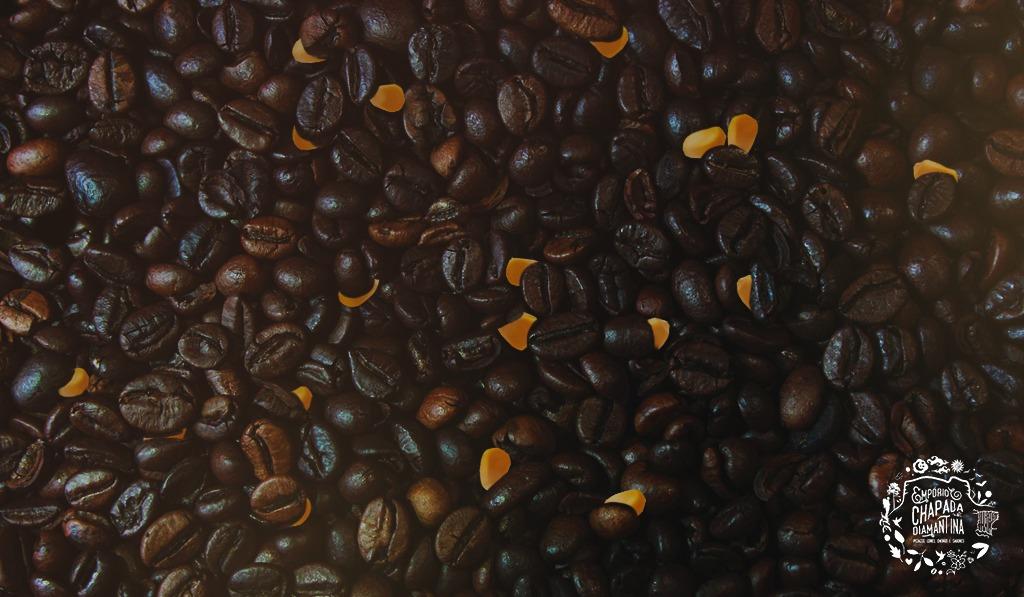 Café adulterado